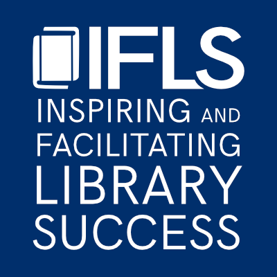 logo: IFLS, Inspiring and Facilitating Library Success